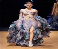 مصممة أزياء هولندية: كولكشن مستوحى من الجهاز العصبي المركزي للإنسان