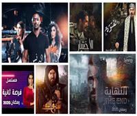 ٢٢ مسلسلاً على خريطة دراما رمضان