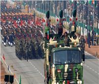 بالصواريخ النووية.. الهند تحتفل بيوم الجمهورية