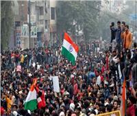 مئات الآلاف في الهند يشاركون في احتجاجات على قانون الجنسية