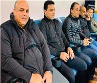 جهاز المنتخب الوطني يتابع مباراة الإسماعيلي والاتحاد السكندري