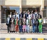 أعضاء «خريجي الأزهر» يتلقون دورة تدريبية لمدة شهر