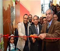 افتتاح معرض جامعة الأقصر الأول للفنون التشكيلية