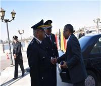رئيس جامعة الأقصر يشارك في احتفالية عيد الشرطة الـ68