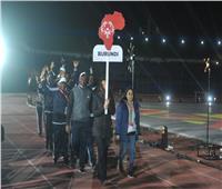 إيقاد شعلة الألعاب الإفريقية للأولمبياد الخاص مصر 2020