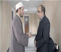 صور  «شاهد عدل».. فيلم روائي إنتاج جريدة صوت الأزهر
