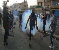 مقتل أحد المحتجين في بغداد باشتباكات مع قوات الأمن