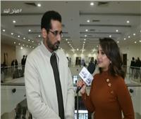 فيديو| المصري: التنظيم الجيد بمعرض الكتاب انتصر على الطوابير