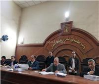 تأجيل محاكمة المتهمين بإتلاف خط أنابيب بترول طنطا بايتاي البارود لـ٢٩ يناير