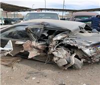 إصابة 7 أشخاص في حادث تصادم بالشرقية