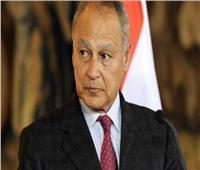 أبو الغيط: تحقيق السلام لا يكون بشرعنة الاحتلال