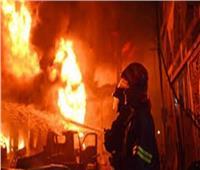 مصرع 3 أطفال في حريق بشقة سكنية بالمقطم بسبب «دفاية»