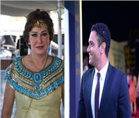 الكاتب أحمد مراد ولبلبة وآسر ياسين ضيوف «معرضالكتاب»