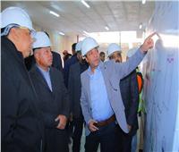 كامل الوزير يتابع أعمال تنفيذ المرحلة الثالثة للخط الثالث للمترو وتحويلات المرافق للرابع