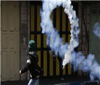 إصابة عشرات الفلسطينيين في مواجهات مع الجيش الإسرائيلي شمال الخليل