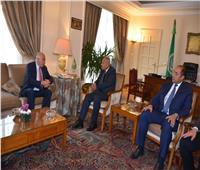 «أبو الغيط»: الموقف الفلسطيني من صفقة «ترامب» يحسم الموقف العربي