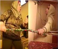 فيديو| مشرفة دار أيتام تعتدي على فتاة بـ«عصا خشبية».. والتضامن ترد
