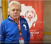 فيديو .. حسين فهمى: لاعبو الأولمبياد الخاص يمتلكون عزيمة وقدرات فائقة