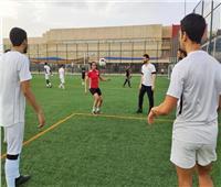 نجمة ستوك سيتي المصرية تلعب مع الرجال.. ماذا قالت عن التجربة؟ «فيديو وصور»
