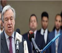الأمم المتحدة تتعهد بدعم خطة سلام فلسطينية إسرائيلية على حدود ما قبل 1967