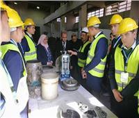 تدريب 680 من العاملين في الشركة القابضة للمياه لرفع كفاءتهم
