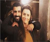 محمد سامي يحتضن نور في كواليس «البرنس» ويكشف عن اسمها الحقيقي