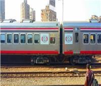 «السكة الحديد» تكشف تفاصيل واقعة تجاوز قطار الأقصر