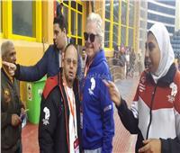 حسين فهمى: الألعاب الأفريقية للأولمبياد فرصة لتواصل الثقافات المختلفة