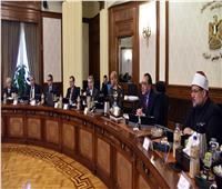 الحكومة تناقش معوقات الاستيراد والتصدير من وإلى المنطقة الاقتصادية لقناة السويس