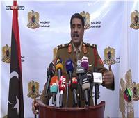 الجيش الليبي يعلن إنزال صواريخ تركية مضادة للطائرات وأنظمة دفاع في طرابلس
