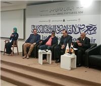 خالد ناجح: وقعت أسيرا لجمال حمدان منذ فترة طويلة