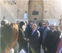 شعراوي: الرئيس السيسي يتابع كافة تفاصيل مسار العائلة المقدسة.. وافتتاح المرحلة الأولى يونيو المقبل