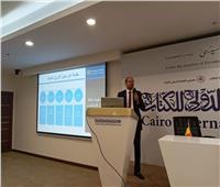أحمد الشيخ يكشف دور البورصة في دعم الاقتصاد بمعرض الكتاب