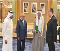 السفير السعودي بالقاهرة: قضية فلسطين قضيتنا الأولى