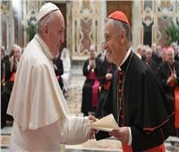 البابا فرنسيس يوجة خطابا إلى المشاركين في الجمعية العامة لمجمع عقيدة الإيمان