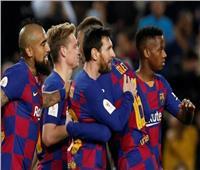 شاهد| «ميسي» يقود برشلونة لربع نهائي ملك إسبانيا