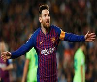 «ميسي» يُخلد تاريخ برشلونة بـ 500 هدف