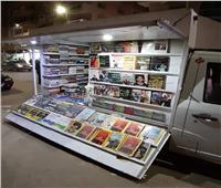مكتبة «تيك أواي».. «أحمد» يغذي عقول الطنطاوية بـ«وجبات ثقافية»