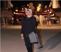 النيابة تعاين جثة صحفية عثر عليها مشنوقة بمنزلها