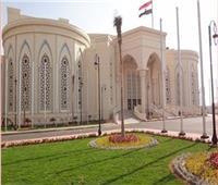 معرض الكتاب يفتح أبواب مسجد المشير للجماهير لأداء صلاة الجمعة