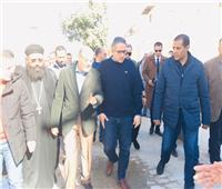 خالد العناني يستبعد رئيس مكتب تنشيط السياحة في المنيا لهذا السبب