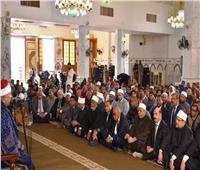 وزير الاوقاف يشارك في الاحتفال بالعيد القومي لمحافظة أسوان