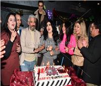 صور| نجوم الغناء يحتفلون بعيد ميلاد عمر حفيظ