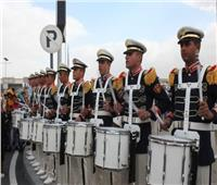موسيقى الجيش والشرطة تبهر رواد معرض الكتاب