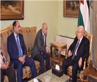 أبو الغيط: القرار الفلسطيني له ظهير عربي