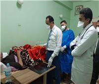 صحة سوهاج تكشف حقيقة إصابة السائق العائد من السعودية بفيروس كورونا