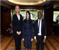 الممثل المقيم لبنك التنمية الإفريقي تشيد بالتحسن في أداء الاقتصاد المصري