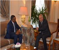 «أبوالغيط»يبحث معوزيرالخارجيةالسوداني تطورات الأوضاع في الخرطوم