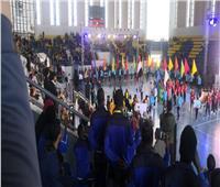 16 وافد من جامعة المنيا يشاركون بالملتقى الرياضي الأول بـ«قناة السويس»