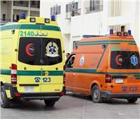 إصابة 17 شخصًا في انقلاب أتوبيس بطريق رأس غارب الغردقة